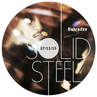 Solid Steel Radio Show 27/11/2015 Hour 2 - Bakradze