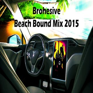 Beach Bound Mix 2015