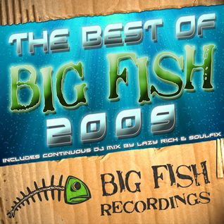 Best of Big Fish Recordings 2009 - Mixed By Lazy Rich & Soulfix