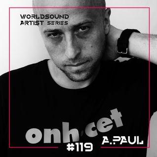 WorldSound Series # Artist Series # A Paul # 119 # LocaFM