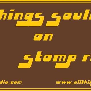 All Things Soulful with Mark Collins on Stomp Radio 14-2-14