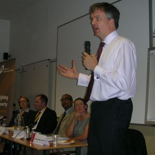IDS at the Lib Dem Party Conference 2009