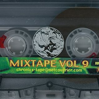 JUNGLE SOUND MIXTAPE VOL.9 -side B - 2002