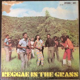 Reggae In The Grass - Vintage Studio One LP Compilation, 1968