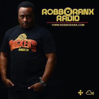DANCEHALL 360 SHOW - (16/06/16) ROBBO RANX