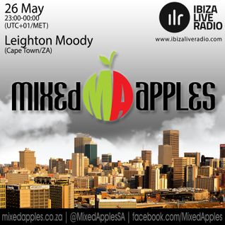 Mixed Apples Radio Show 008 - Ibiza Live Radio - Mixed by Leighton Moody (Cape Town, ZA)