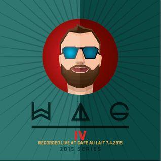 IV - WAG - 2015 Series - Recorded Live at Café Au Lait