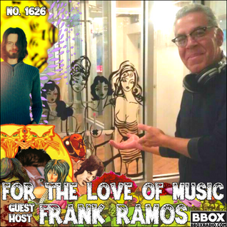 Old Time Religion #1626: For The Love of Music (guest host: Frank Ramos)