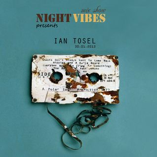 NIGHT VIBES Mix Show, 30.01 Guestmix Ian Tosel