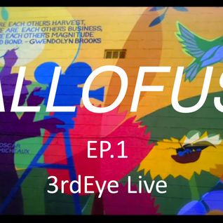 ALLOFUS  EP 1 - 3rdEye Live Mix