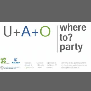 Where to party? @OpenStudio-Padova.14.07.2011