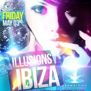 Retro Jay Illusions Ibiza Live Set