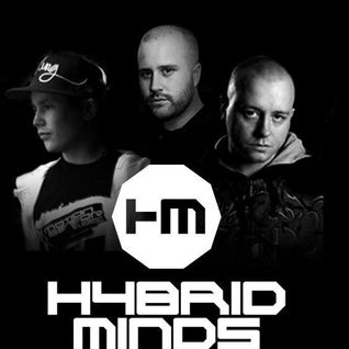 Hybrid Minds featuring MC Tempza (AudioPorn Records) @ Promotion DJ-Mix May 2013 (13.05.2013)