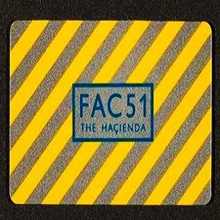 Andrew Weatherall @ Fac 51 (The Hacienda) Manchester - 07.1993