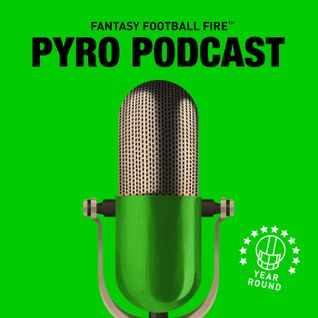 Pyro® Measures Up The NFL Combine - Episode 04 / 2013 Off-Season / Show 66 - Fantasy Football Fire -