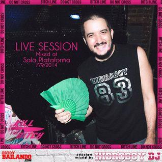 Estoy Bailando LIVE! - KILL THE BITCH Vol.3 (Sala Plataforma - BCN - 7/9/2014)