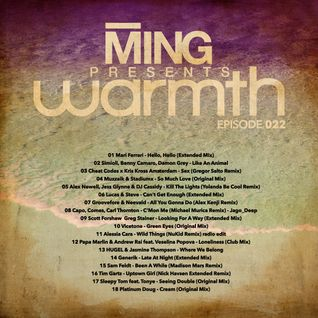 MING Presents Warmth 022