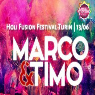 Marco & Timo - Pres - Dropamine Holi Fushion turin edition