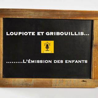 Loupiote et Gribouillis - Juin