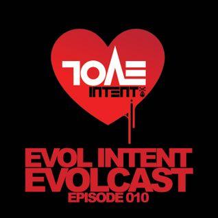 Evolcast 010 - Hosted by Gigantor