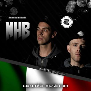 NHB - Invisible Sounds 057 Guest Mix @ Vibes Radio Station 21 January 2012