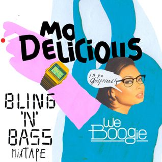 WEBOOGIE presents: the WEEEEEMIX -#3- Bling ´n Bass by Mo Delicious