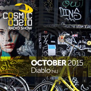 Cosmic Disco Radioshow - OCTOBER 2015