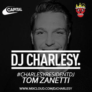 #CharlesyResidentDJ - Tom Zanetti