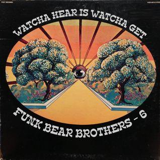 Watcha Hear Is Watcha Get - Funk Bear Brothers 6