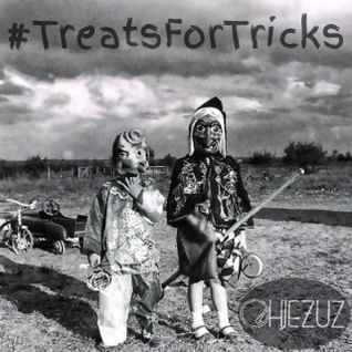 #TreatsForTricks