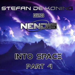 Stefan De Koning B2B Nendis - Into Space Part 4