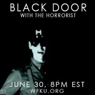 BLACK DOOR with THE HORRORIST | June 30, 2015
