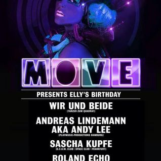 @ Move - Ellys Present (THW, Frankfurt 26.10.13.)
