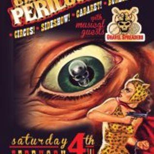 DJ FACT.50 Presents: Cabaret Perilous Promotional Mix