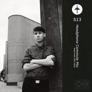 Justinas Mikulskis (S13) – Headphone Commute Mix