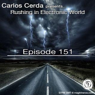 Carlos Cerda - RIEW 151 (05.07.16)
