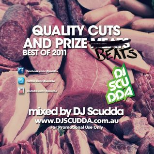 Best of 2011 - Mixed by DJ Scudda