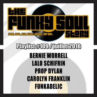 the Funky Soul story #109 (juillet 2016)