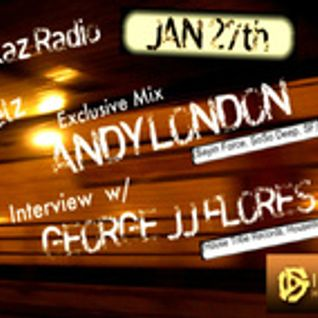 HouseWreckaz Radio Presentz Andy London 01 27 12