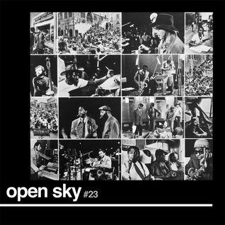 Open Sky #23 | Sam Irl, Florian Pellissier Quintet, Mbongwana Star, Archie Shepp...