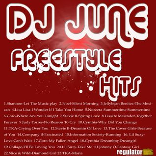 DJ June-Freestyle Mixtape
