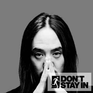 Don't Stay In Mix of the Week 109 - Steve Aoki (house)