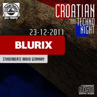 Live @ Croatian Techno Night (Sthoerbeatz Radio Germany - 23.12.2011)