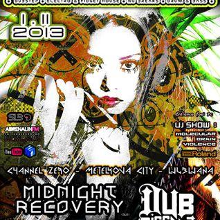 Midnight Recovery - Bassline Nation Vol.12 Minimix