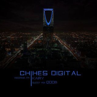 qoob - Chihes Digital Guest Mix March 2015 @ Insomnia FM