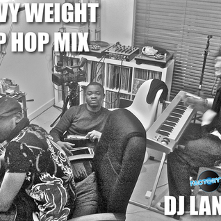 Heavy Weight Hip Hop Mix (Sep 2012)by DjLanre