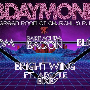 Dubday Monday @ Churchill's Pub 7-11-2016