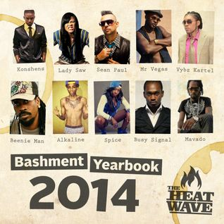 Bashment Yearbook 2014