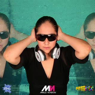 The EDM Mx & Rave Style Mx presentan a Mirelle Noverón en sesión musical