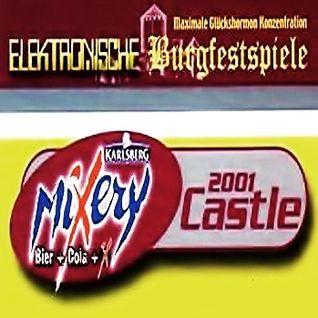 Chris Liebing & Sven Väth @ Mixery Castle - Burg Lichtenberg Kusel - 17.08.2001